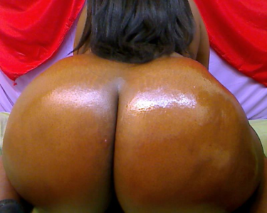 Hot ebony cam girls show