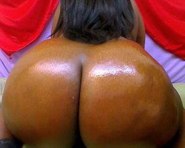 Hot ebony cam girls show